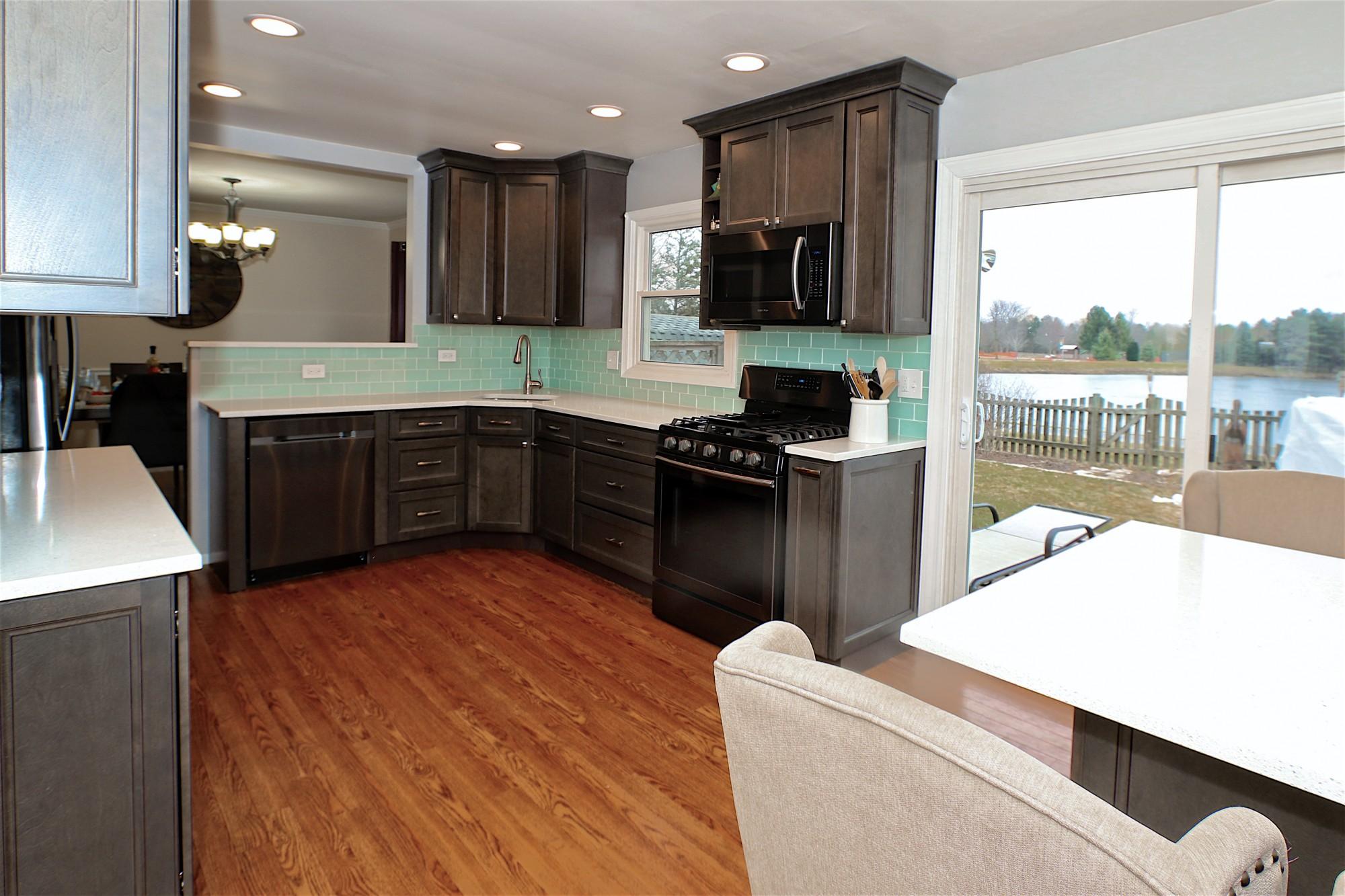 aspen grey birch kitchen cabinets instock | aspen Cabinets – Kitchen & Bath | Kitchen Cabinets ...