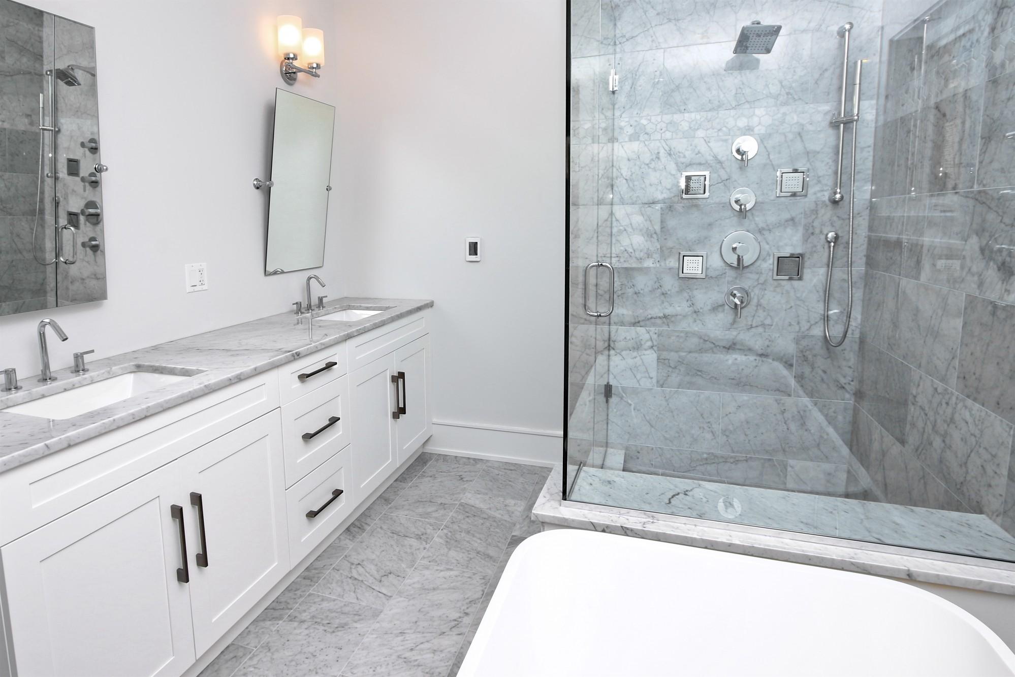 Colorful Ative Bath Panels Elaboration - Bathroom and Shower Ideas ...
