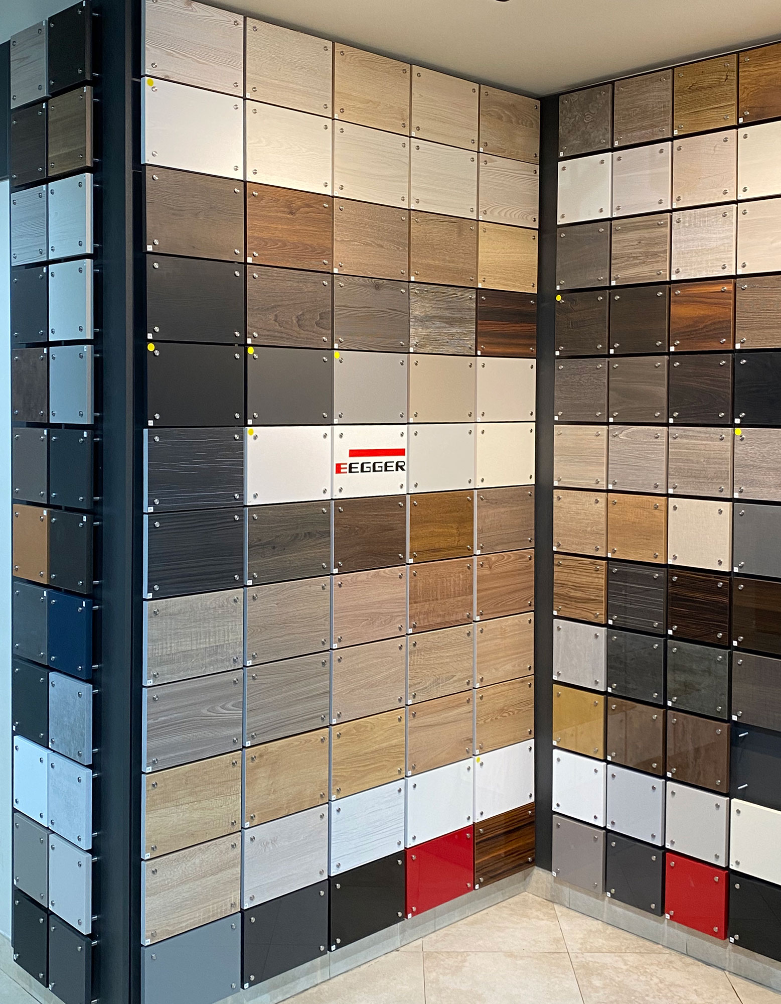 All melamine colors available